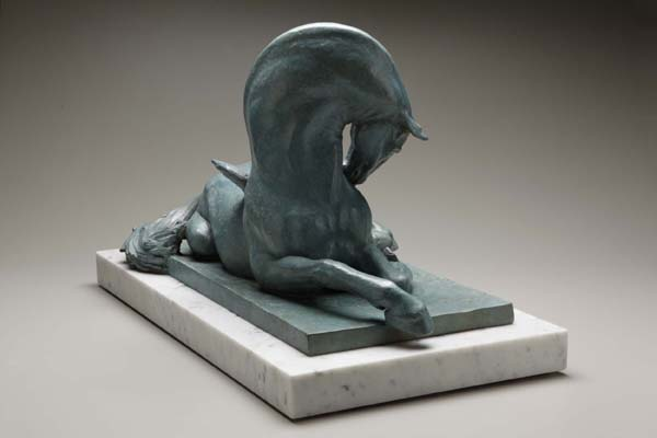 Julia Levitina sculpture, figurative sculpture, contemporary sculpture, bronze